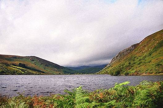 Jenny Rainbow - On the Shore of Lough Tay. Wicklow Mountains