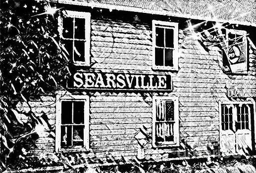 Once Upon A Time In Searsville New York by Debra Lynch
