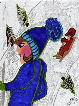 One More  Slope by Elinor Helen Rakowski