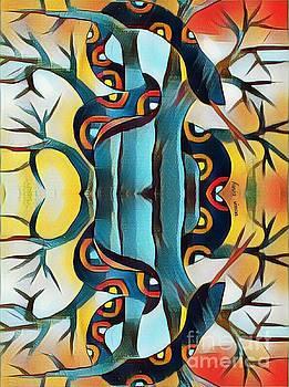 One on every tree by Fania Simon