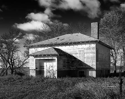 One Room Schoolhouse 2 by Jim Thompson