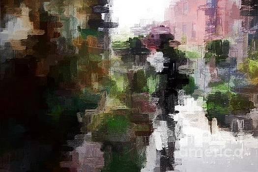 One Shadow by Eddy Mann