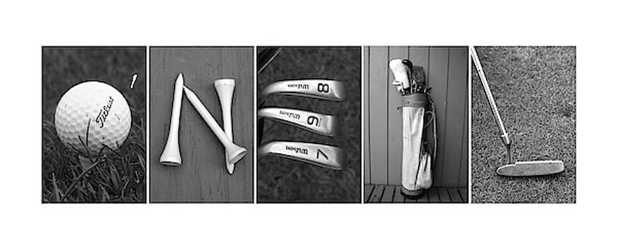 ONEIL custom Alphabet Art by Kathy Stanczak
