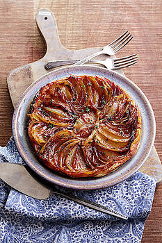 Onion tart by Cuisine at Home