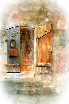 Open Door by Mary Timman