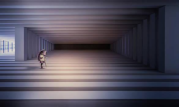 David Thompson - Open Spaces