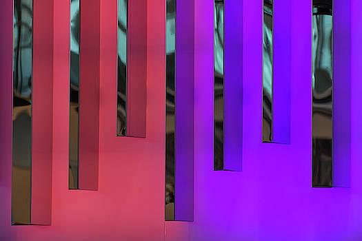 Optical Illusion by Su Buehler