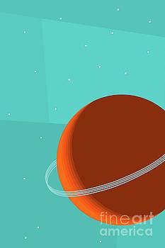 Benjamin Harte - Orange planet