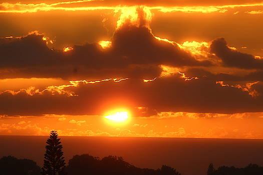 Orange Skies by BloodFire