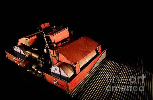 Orange Timeroller by Roberto Agagliate