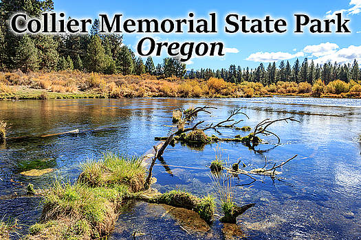 Oregon - Collier Memorial State Park by G Matthew Laughton