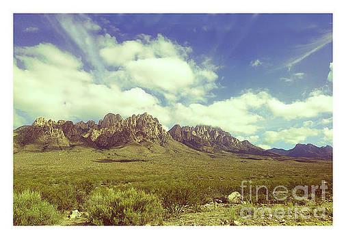 Jack Pumphrey - Organ Mountains New Mexico