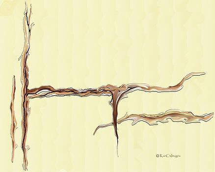 Kae Cheatham - Organic Abstract
