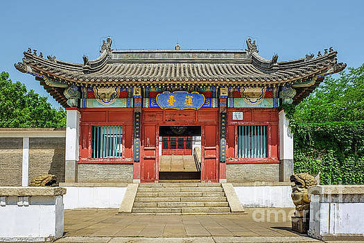 Oriental Pavilion by Iryna Liveoak
