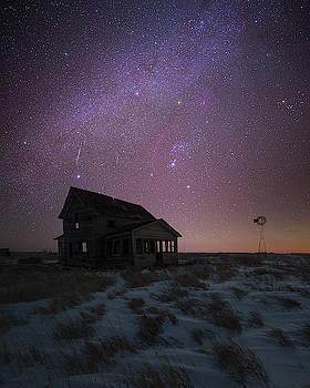 Orion  by Aaron J Groen