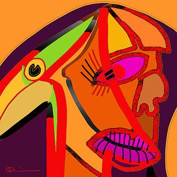 Ornithophobia by Jeff Quiros