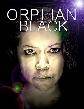 Orphan Black by Fred Larucci