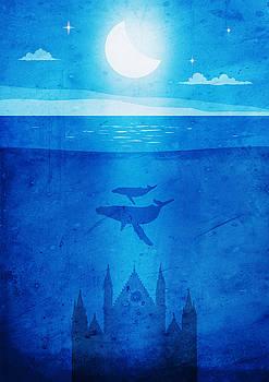 Andrea Gatti - Orvieto whales dawn