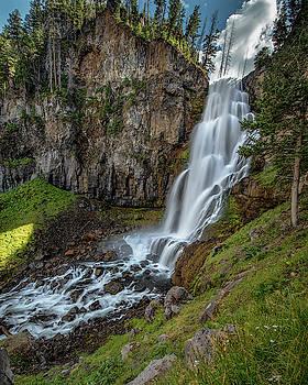 Osprey Falls by Jeremy Clinard