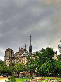 Our Lady of Paris by Darin Williams