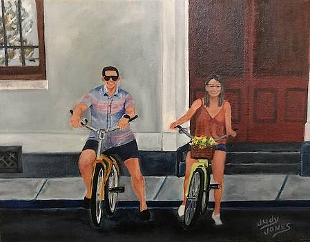 Out for a Ride by Judy Jones