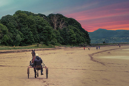 Out for a spin by Alan Campbell