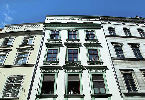 Ramunas Bruzas - Out Of The Window