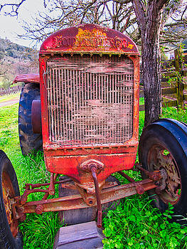 Out To Pasture by Tom Gresham