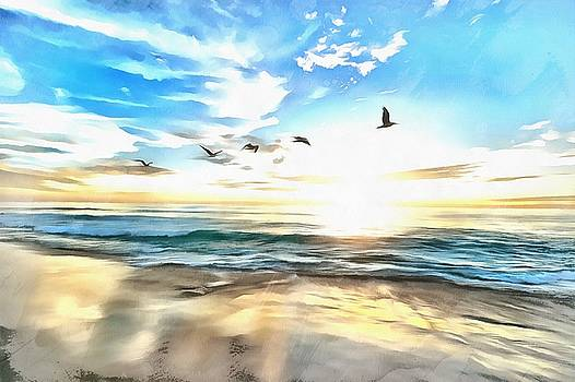 Outer Banks by Harry Warrick