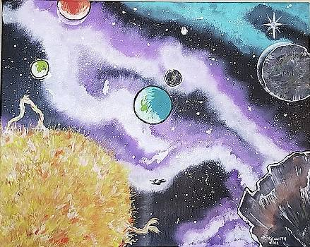 Outta This World by F-Kenneth Taylor