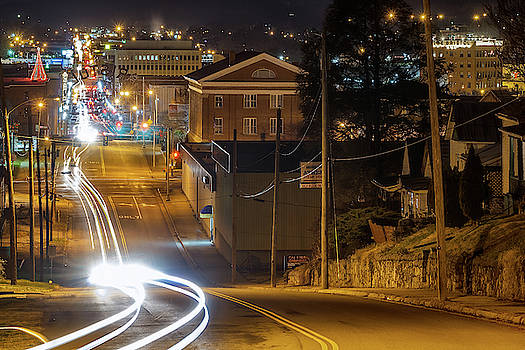 Overlooking Downtown Bristol by Greg Booher