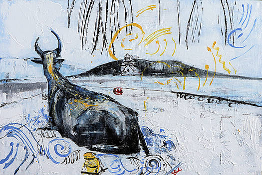 Ox Summer Palace 2019-18 by Alyse Radenovic