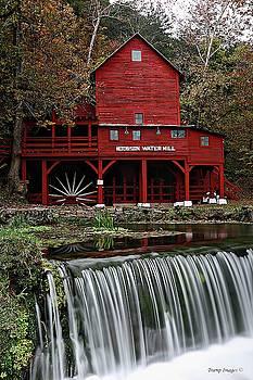 Ozarks Mill by Wesley Nesbitt