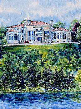 PA Home Portrait by Hanne Lore Koehler
