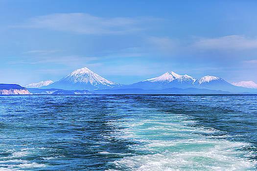 Pacific Ocean by Svetlana Korneliuk