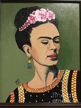 Painful Frida by Iris Mora