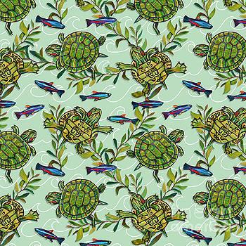Robert Phelps - Painted Pond Pattern