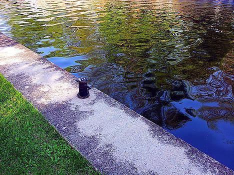 Painted Water by Susan Janus