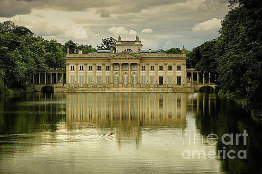 Palace On The Water by Mariola Bitner