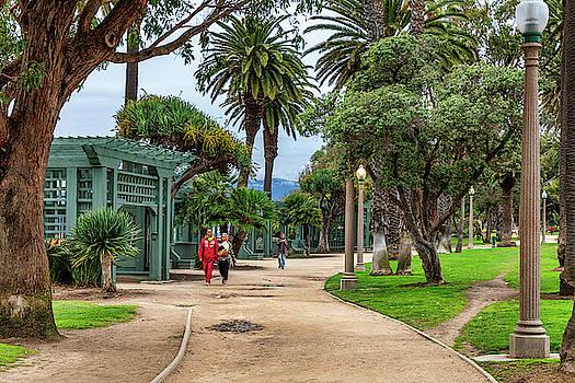 Palisades Park Series  by Gene Parks