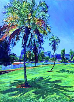 Palm Prints by Bonnie Lambert