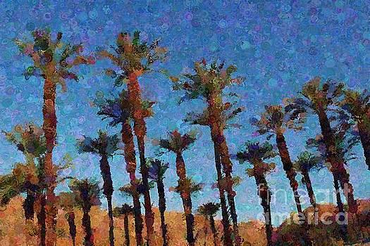 Palms by Katherine Erickson