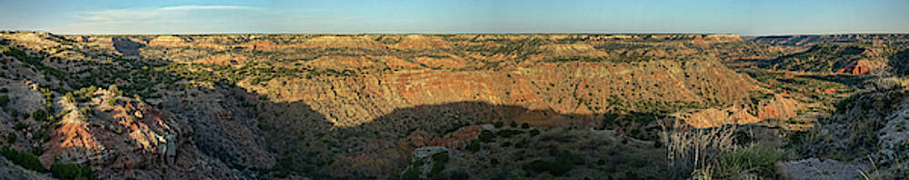 Palo Duro Canyon by Mark Langford