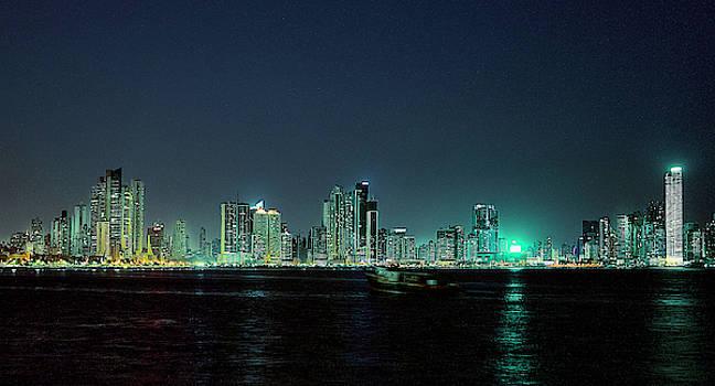 Panama City, Panama by Jackson Ball