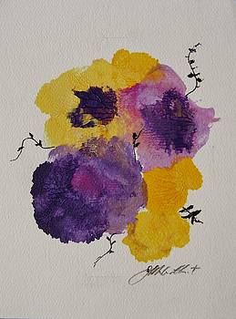 Pansies by John Williams