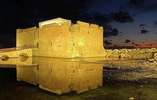 Paphos Medieval Castle by Michalakis Ppalis