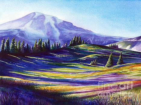 Paradise at Mount Rainier by Jacqueline Tribble