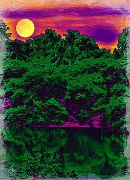 Bliss Of Art - paradise