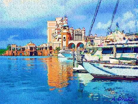 Alec Drake - Paradise in Blue