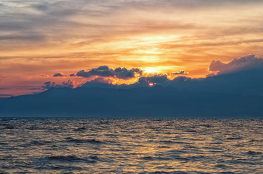 Paradise Sunset by Russell Pugh